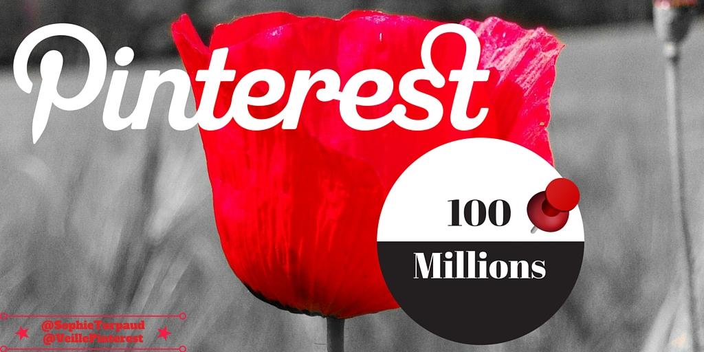 Pinterest avec 100 millions d'utilisateurs n'est pas un réseau social  !