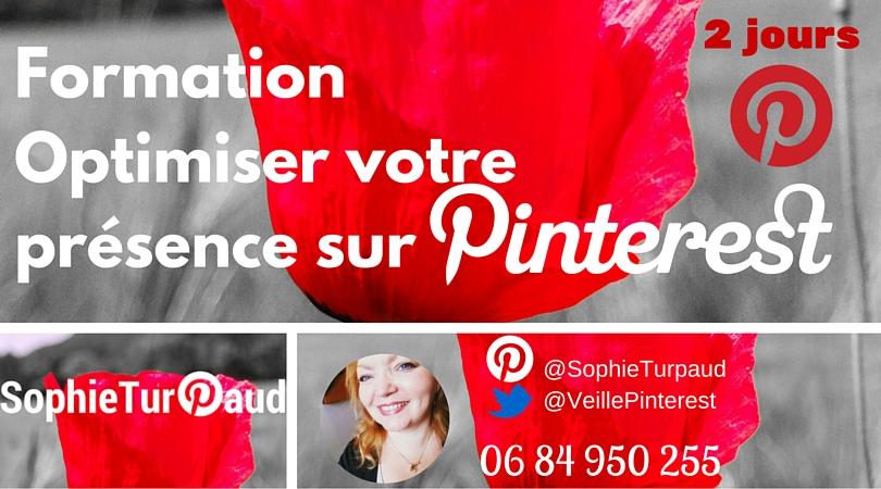 Formation Pinterest