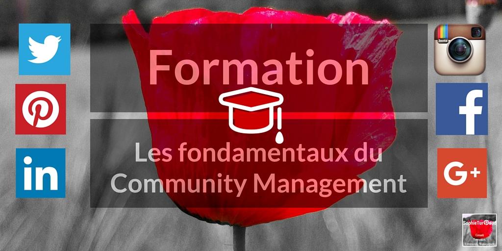 les fondamentaux du community management