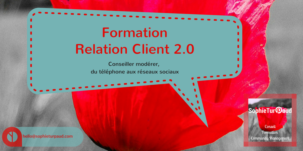 Formation relation client 2.0 via @Sophieturpaud