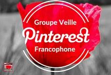 Groupe Veille Pinterest Francophone sur Facebook