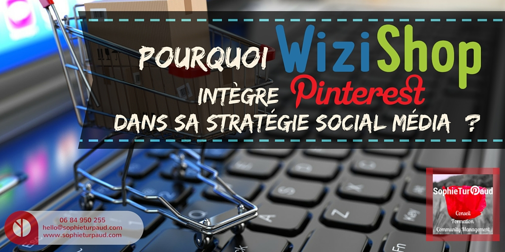 Interview Wizishop solution e-commerce nous parle de Pinterest