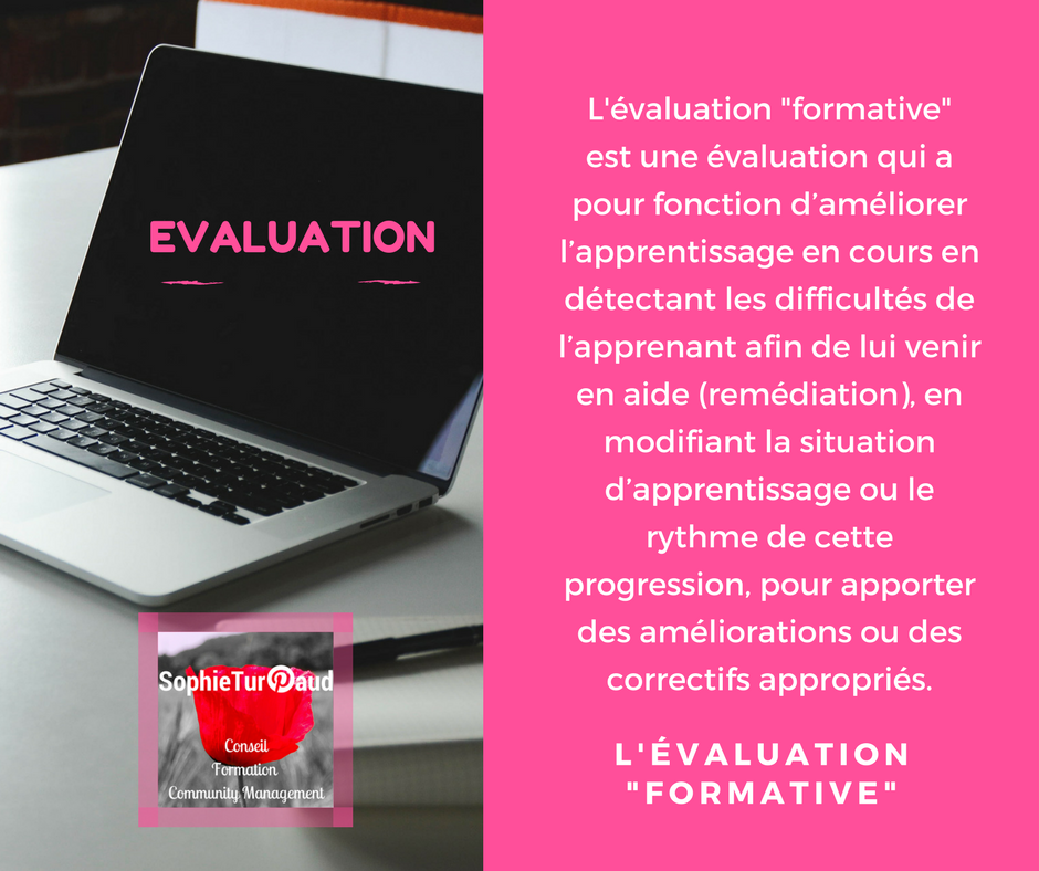 Evaluation Formative via @sophieturpaud