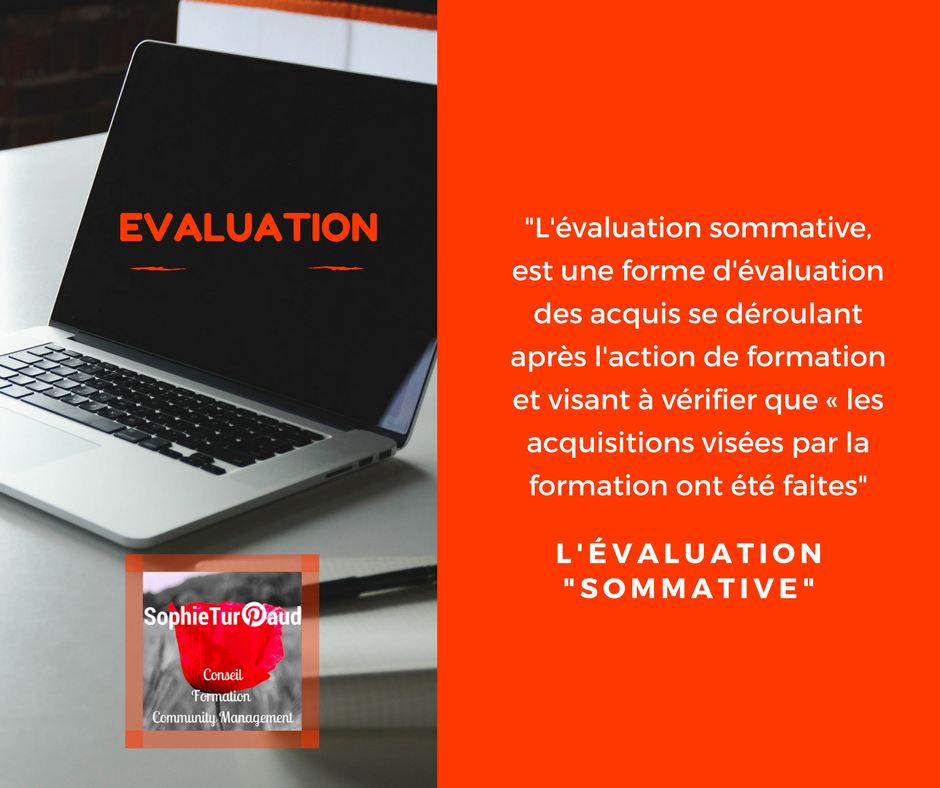 Evaluation Sommative via @sophieturpaud