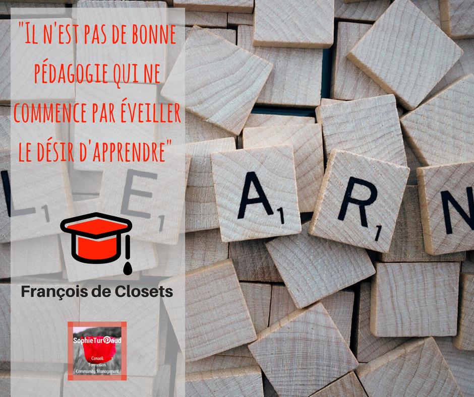 Citation François de Closets via @sophieturpaud