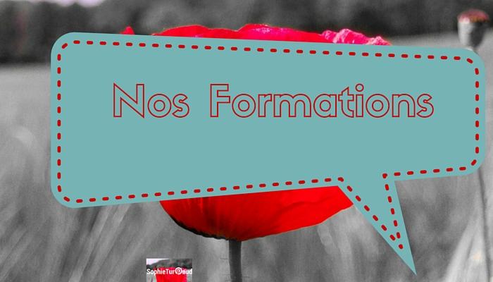 Nos formations via @sophieturpaud