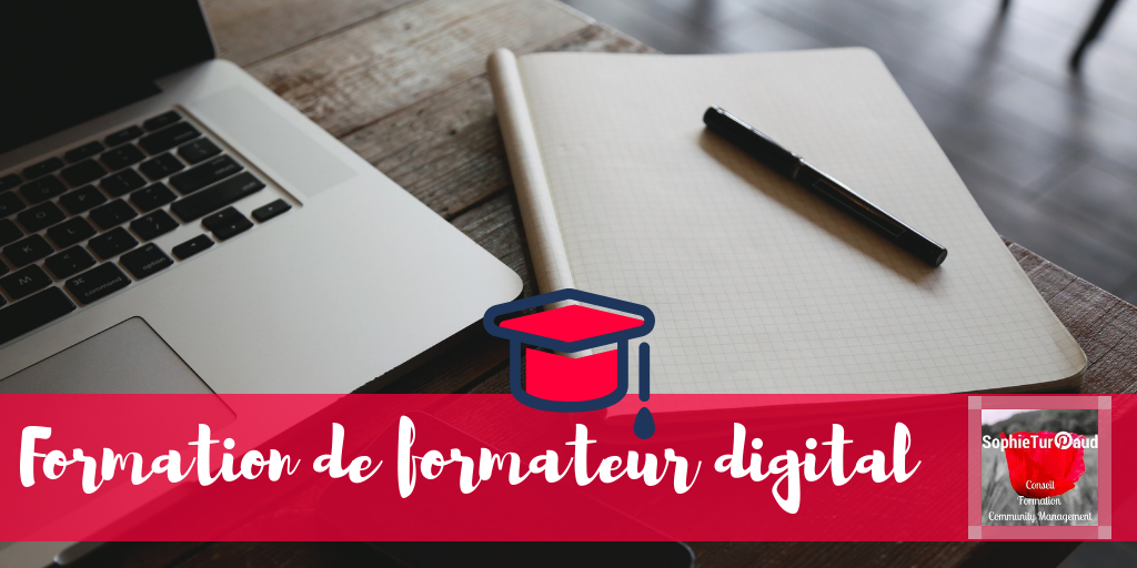Formation de formateur digital en 4 jours via @sophieturpaud #elearning #blendedlearning