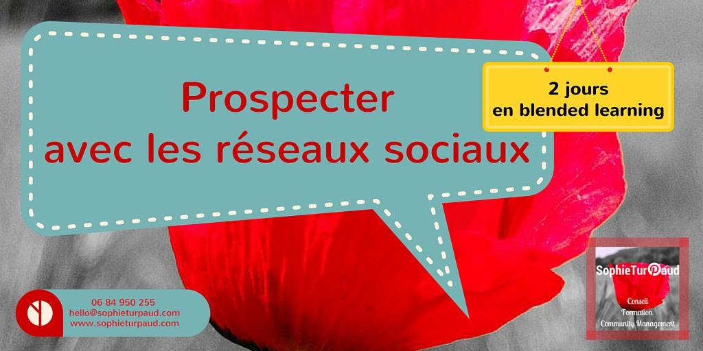Prospecter avec les réseaux sociaux via @sophieturpaud