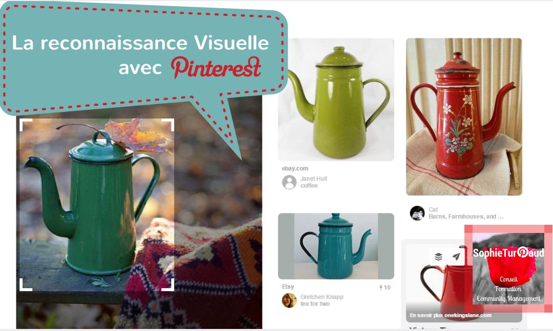 Tuto vidéo : la reconnaissance visuelle Pinterest