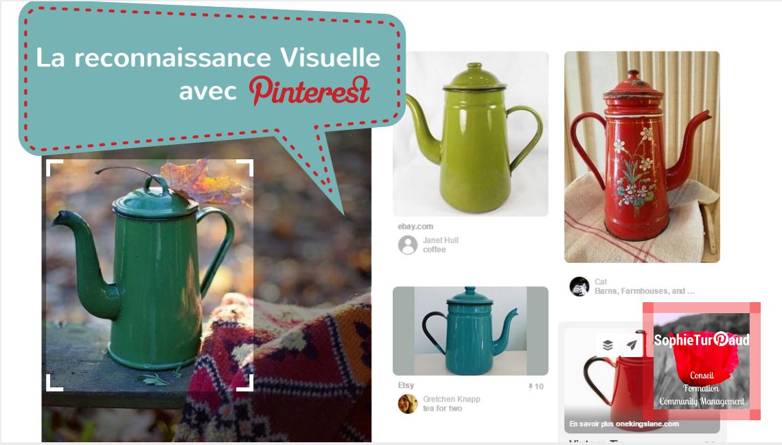 La reconnaissance visuelle pour Pinterest