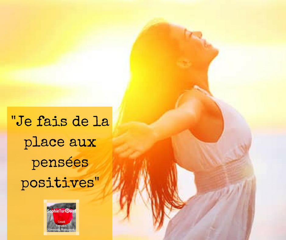Citation pensées positives via @sophieturpaud