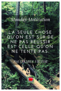 Citation Paul-Emile Victor via @sophieturpaud #Motivation