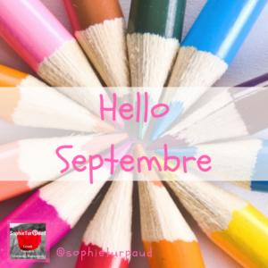 Hello Septembre et les tendances Pinterest via @sophieturpaud