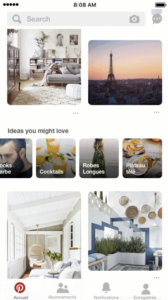 spotlight Pinterest France