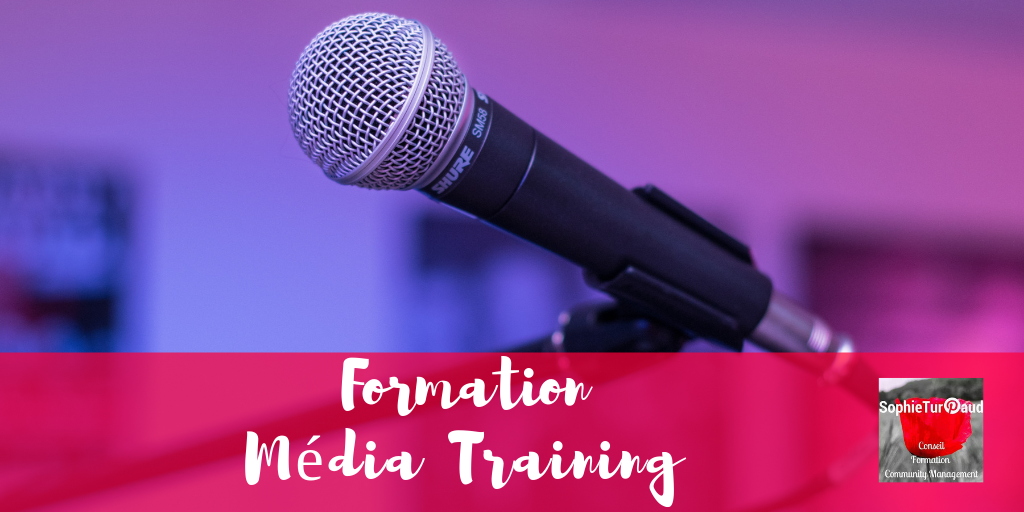 Formation Media Training via @sophieturpaud