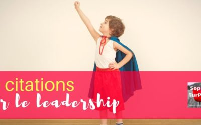 10 citations sur le leadership