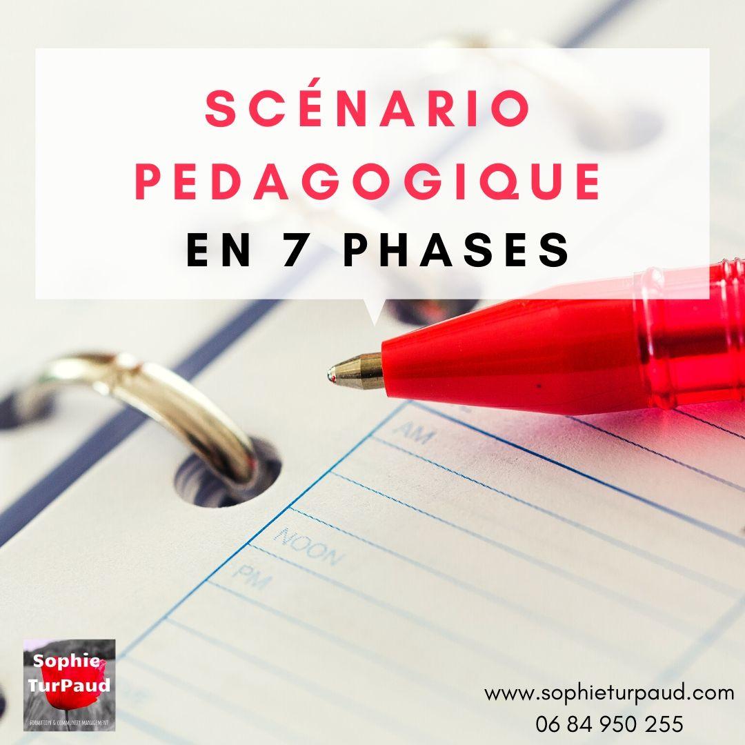 Définition d'un scénario pédagogique, à quoi ça sert ?🔎 via @sophieturpaud #formpro #pedagogie