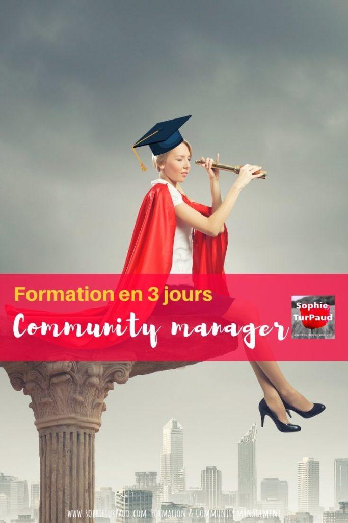 Formation les fondamentaux du community management en 3 jours ? via @sophieturpaud #formpro #CM
