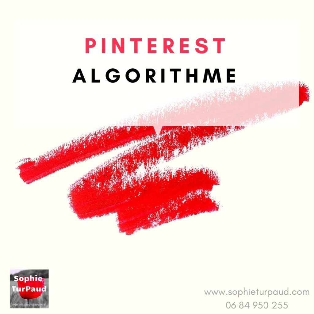Pinterest et son nouvel algorithme via @sophieturpaud