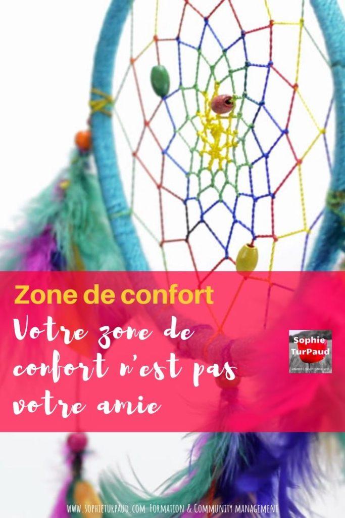 Votre zone de confort n'est pas votre amie via @sophieturpaud