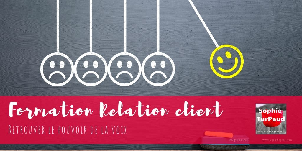 Formation relation client via @sophieturpaud