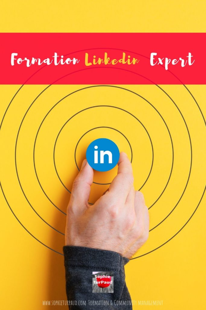 Formation Linkedin Expert via @sophieturpaud