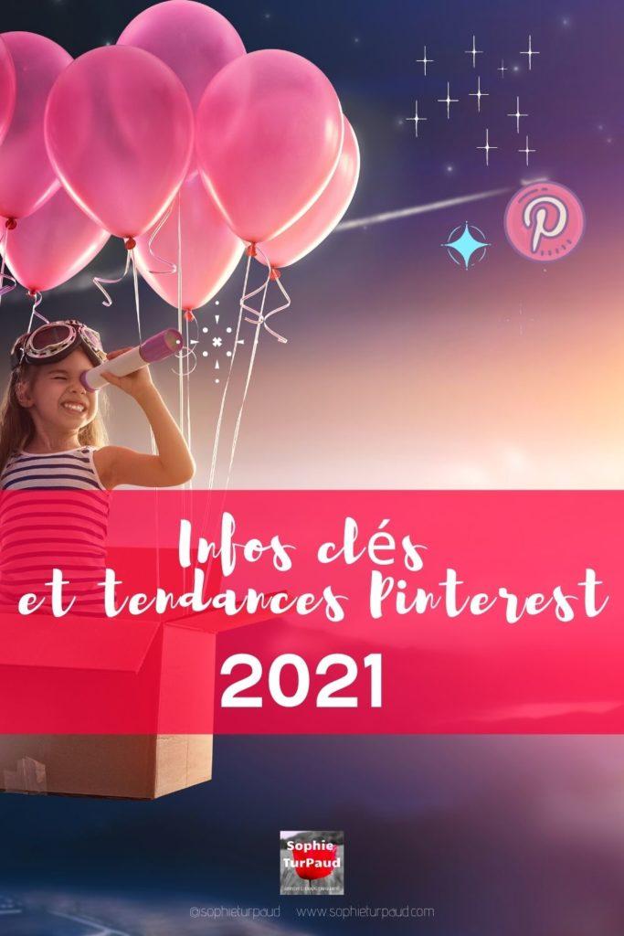 Info clés et tendances Pinterest 2021 via @sophieturpaud