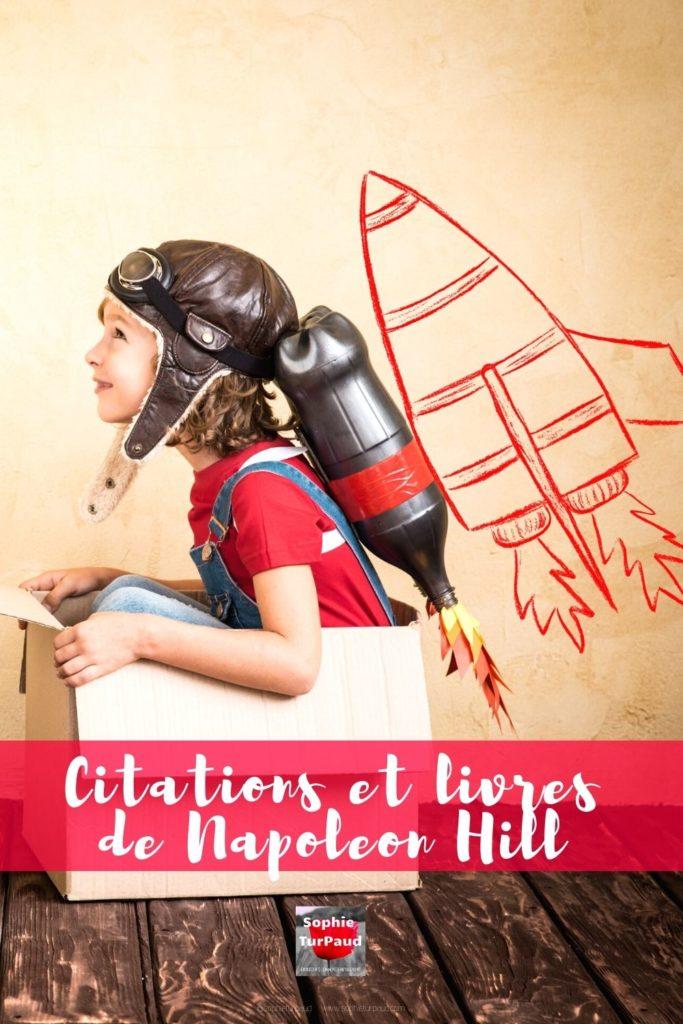 Citations et livres de Napoleon Hill via @sophieturpaud (1)